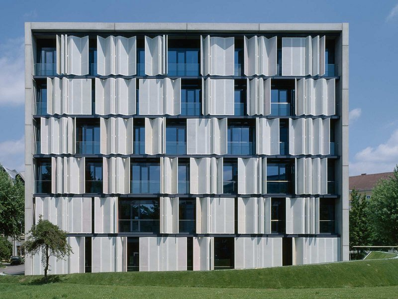 Ernst Giselbrecht + Partner: Biokatalyse TU Graz - best architects 07