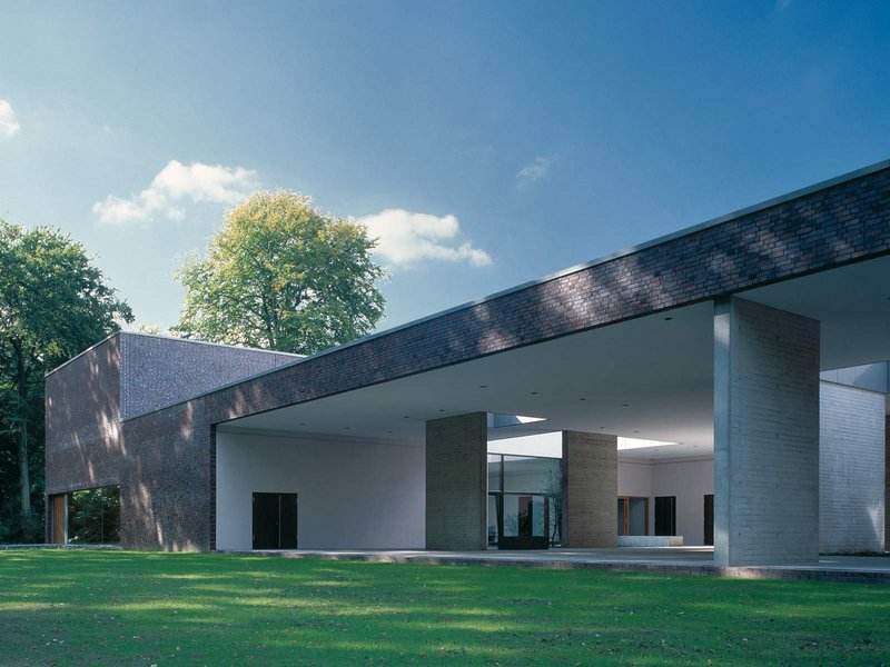 jutta heinze: Krematorium Waldfriedhof Duisburg - best architects 07