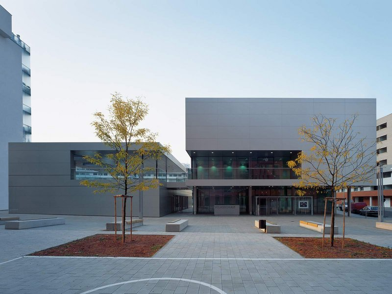 Christoph Karl + Andreas Bremhorst: Hertha-Firnberg Schule - best architects 08