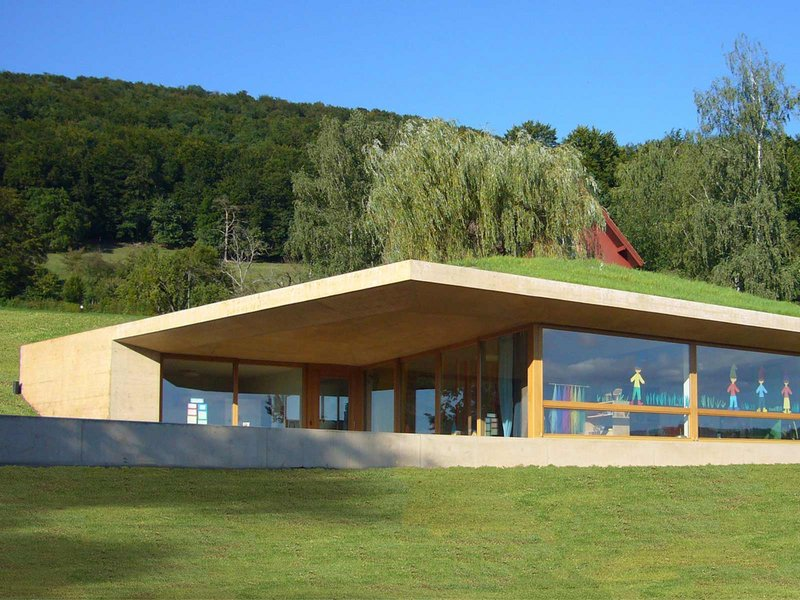 Proplaning: Kindergarten Nenzlingen - best architects 09