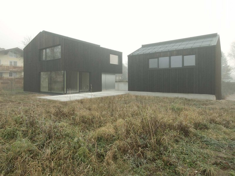 LP architektur: EFH Trattner Scharfetter - best architects 12
