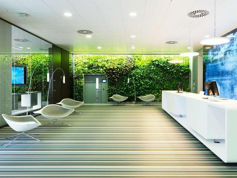 ARGE KOOP/INNOCAD Architektur ZT GmbH: Headquarter Microsoft Vienna - best architects 13