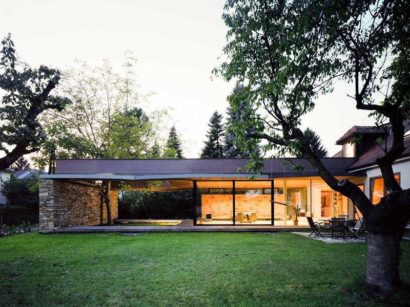 Atelier Thomas Pucher: Villa SK - best architects 13