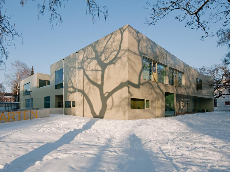 alexa zahn architekten: Kindergarten + Hort Korefschule in Linz - best architects 13