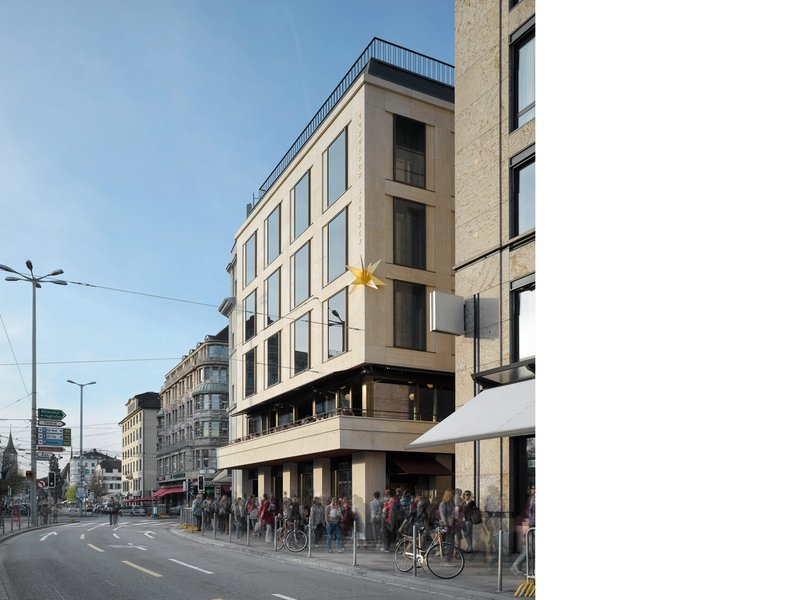 SAM Architekten und Partner: Vorderer Sternen - best architects 14 in Gold