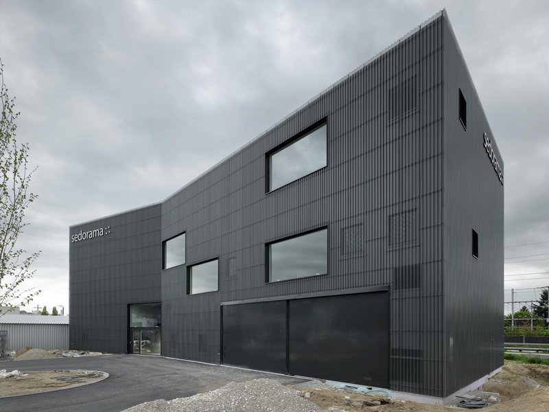 EM2N Architekten: Hauptsitz Sedorama AG - best architects 14