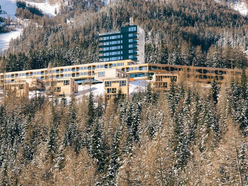 reitter_architekten + Architekt Erich Strolz: Gradonna ****S Mountain Resort Chalets und Hotel - best architects 14