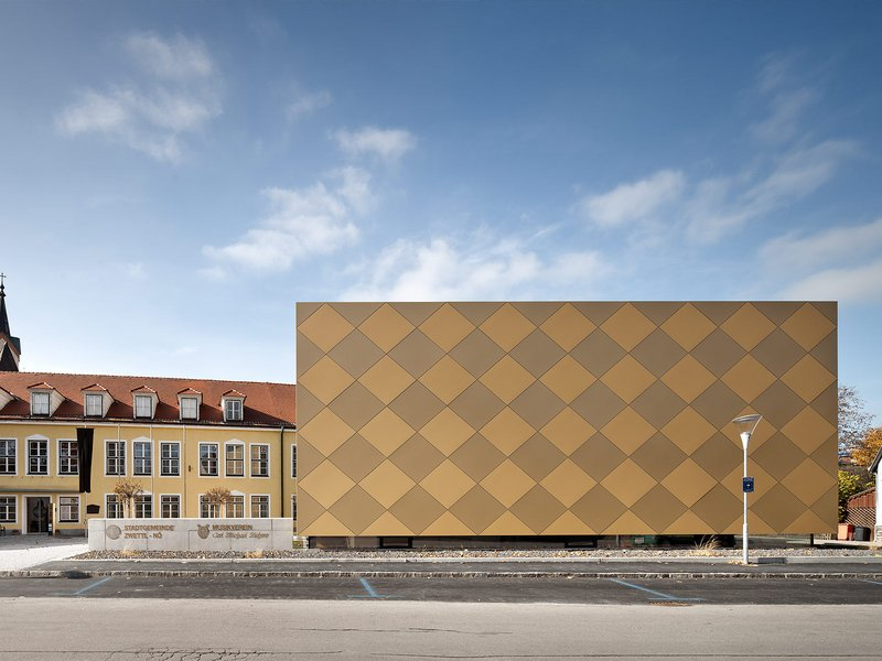 franz: musikverein zwettl - best architects 15