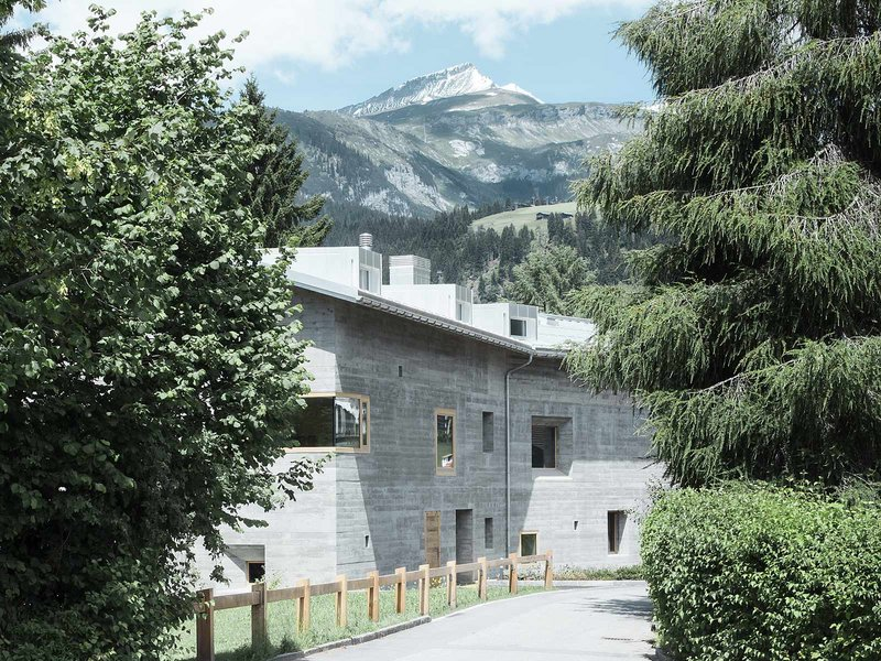 Peter Kunz Architektur mit Atelier Strut: Casa da Pign - best architects 16