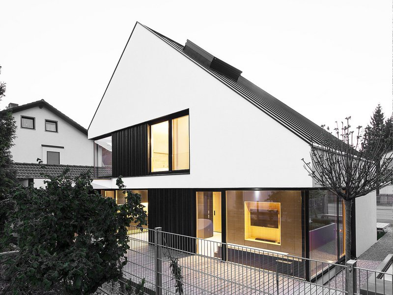 FORMAT ELF ARCHITEKTEN: Haus B. in München-Aubing - best architects 16