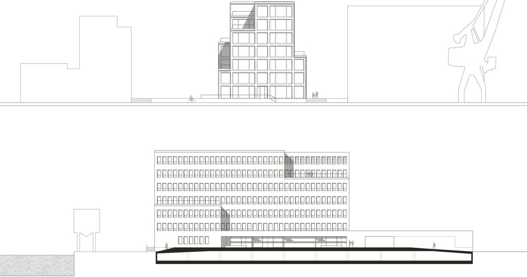 H7 office building, andreas heupel architekten
