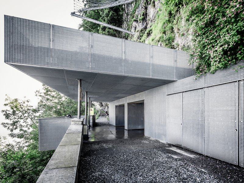 dolmus architekten: Hammetschwand Bürgenstock - best architects 18
