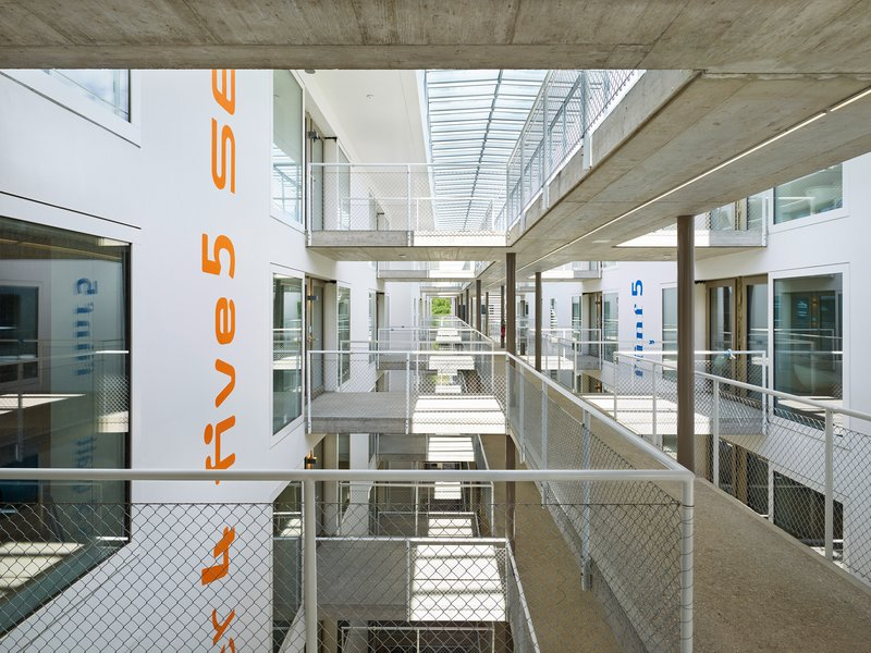 Stuecheli Architekten: Wohnsiedlung für Studierende »Living Science« - best architects 18