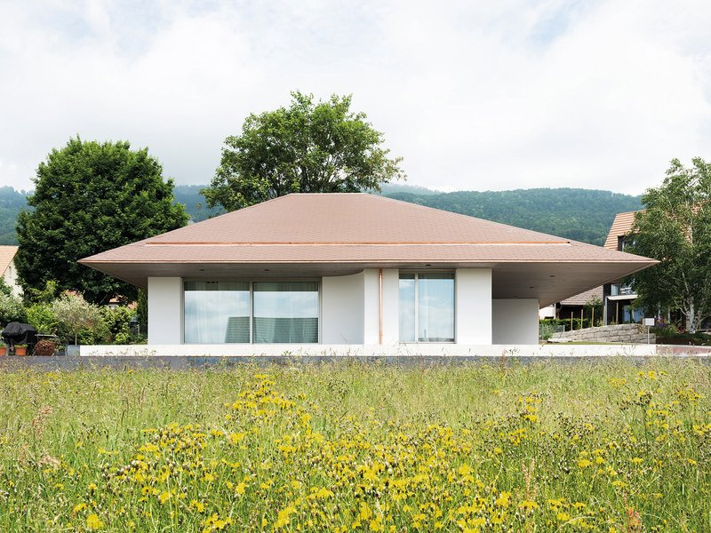 HSB Architekten: Wohnhaus in Günsberg - best architects 19