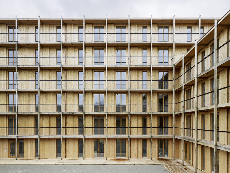 ARGE HAGMANNAREAL / weberbrunner architekten / soppelsa architekten: Hagmannareal Winterthur - best architects 19 in gold