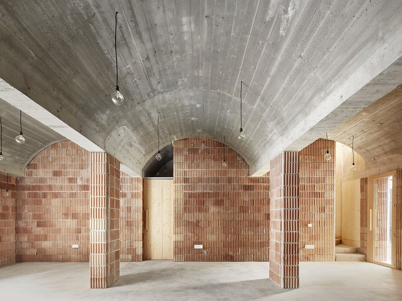 AULETS ARQUITECTES: Municipal Archives - best architects 19