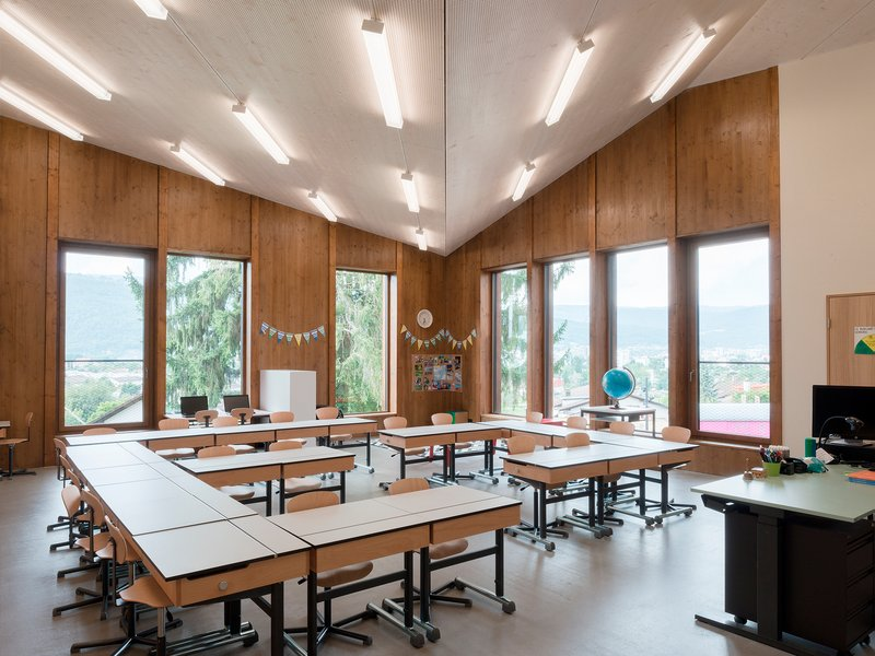 Skop: Schule Port - best architects 19 in gold