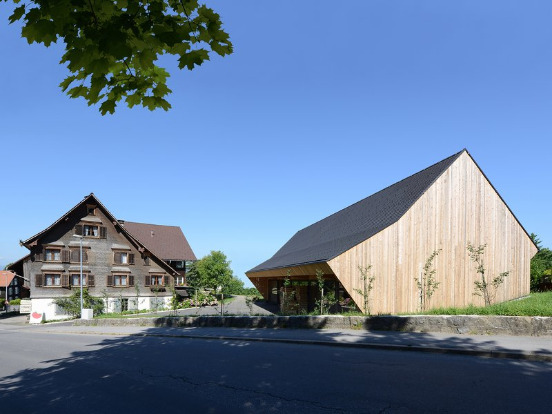 Ludescher + Lutz Architekten: Beerenhaus Winder - best architects 19