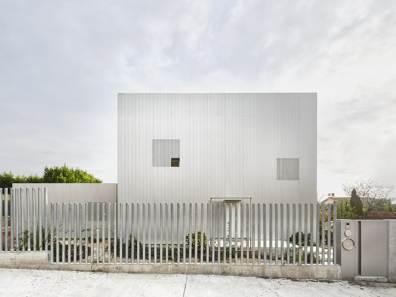 CAMPS FELIP ARQUITECTURIA: Casa Unifamiliar Sant Cugat - best architects 20 gold