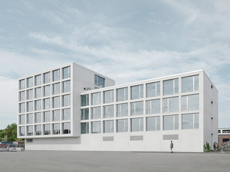 Birk Heilmeyer und Frenzel Architekten: FUX Festigungs- und Expansionszentrum  - best architects 21