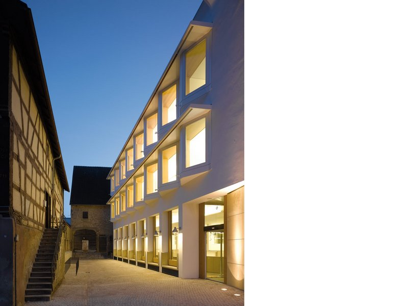 Lederer + Ragnarsdóttir + Oei: Rathaus in Eppingen - best architects 09