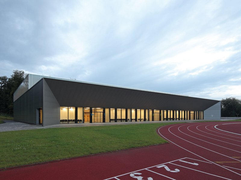 scholl architekten partnerschaft scholl.balbach.walker: Multifunktionssporthalle des Landessportverband für das Saarland - best architects 14