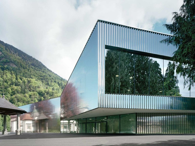 ARGE IBEX / Dorenbach / Kunz und Mösch : Kongresszentrum Interlaken - best architects 11
