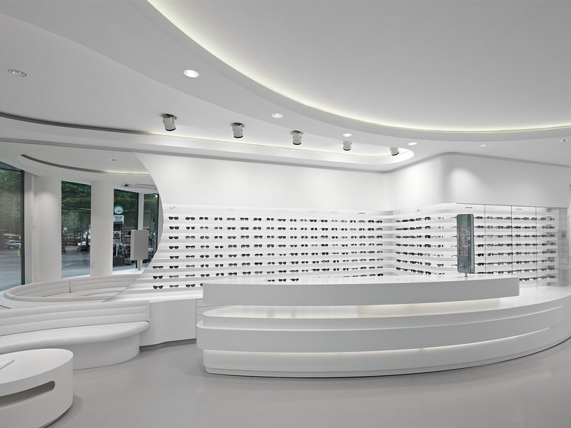 Labor Weltenbau | Elmar Gauggel: Zeiss Store Berlin - best architects 13