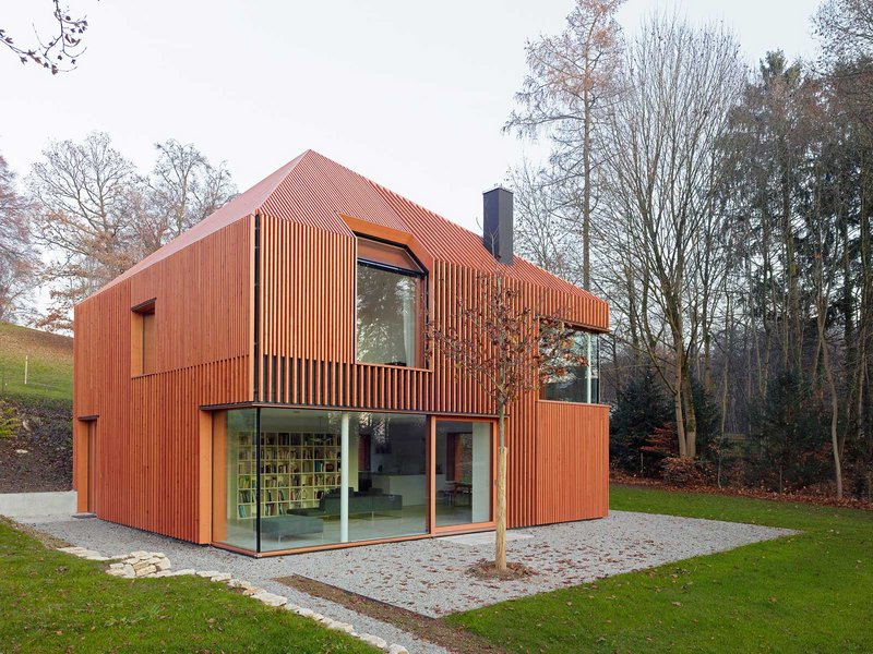 Titus Bernhard Architekten: Haus 11x11 - best architects 13