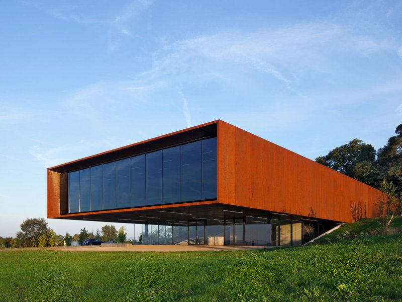 kadawittfeldarchitektur: Keltenmuseum am Glauberg - best architects 13