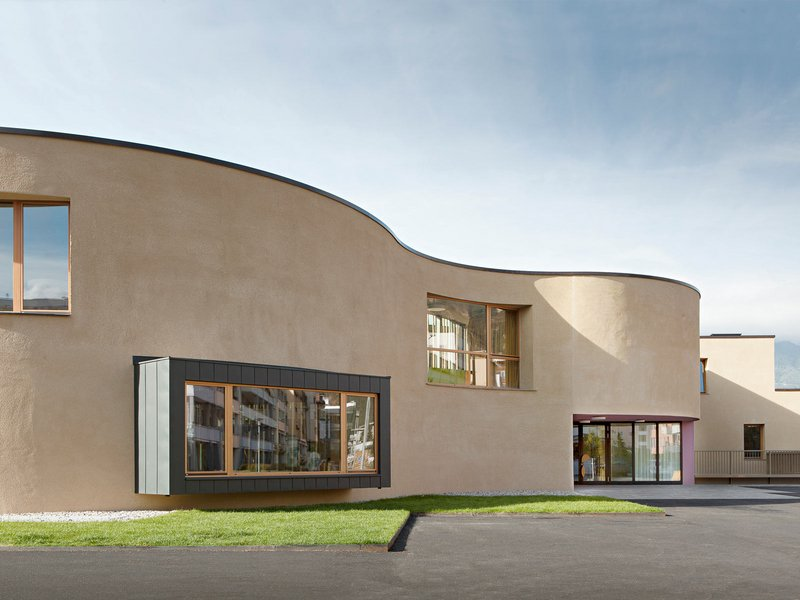 MODUS architects ATTIA-SCAGNOL : Kindergarten, Kinderhort und Eltern-Kind-Zentrum - best architects 14