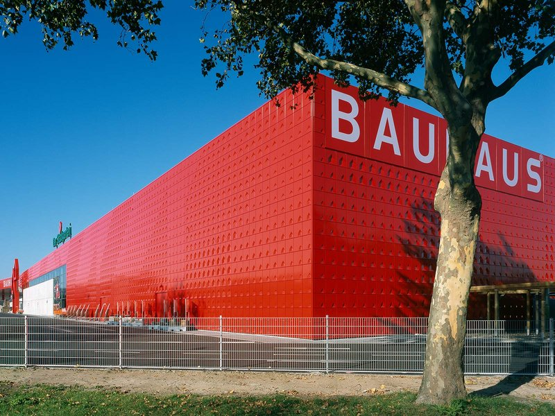 DFZ Architekten: Bauhaus Fachcentrum Bremen - best architects 15