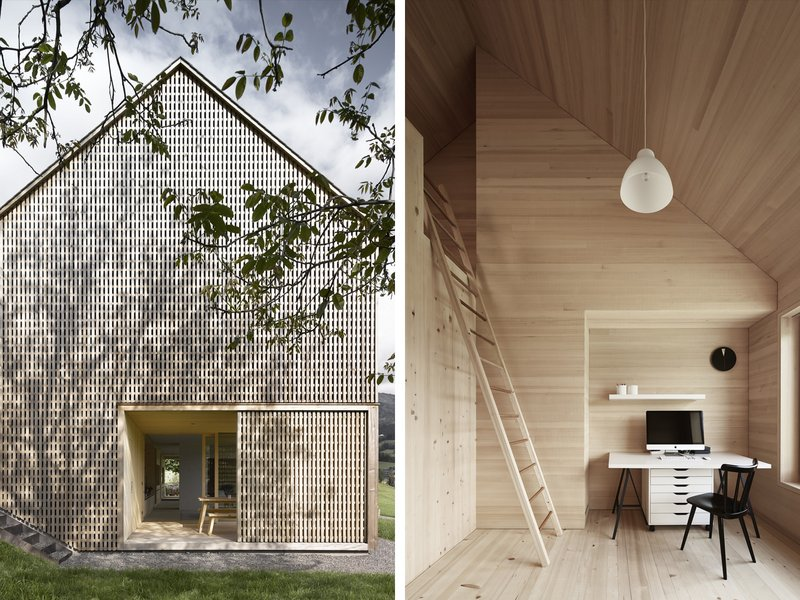 Innauer Matt Architekten: House for Julia and Björn - best architects 16