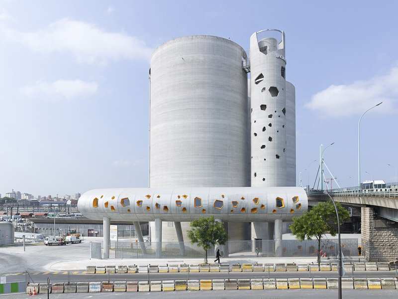 VIB ARCHITECTURE: Silos 13 – Cement Distribution Center - best architects 16