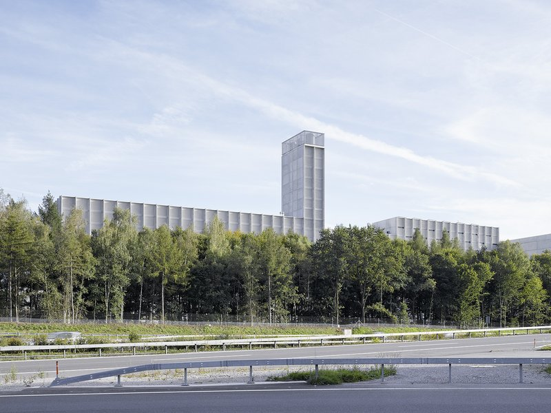 Graber Pulver Architekten: Forsthaus Power Station - best architects 16 in Gold