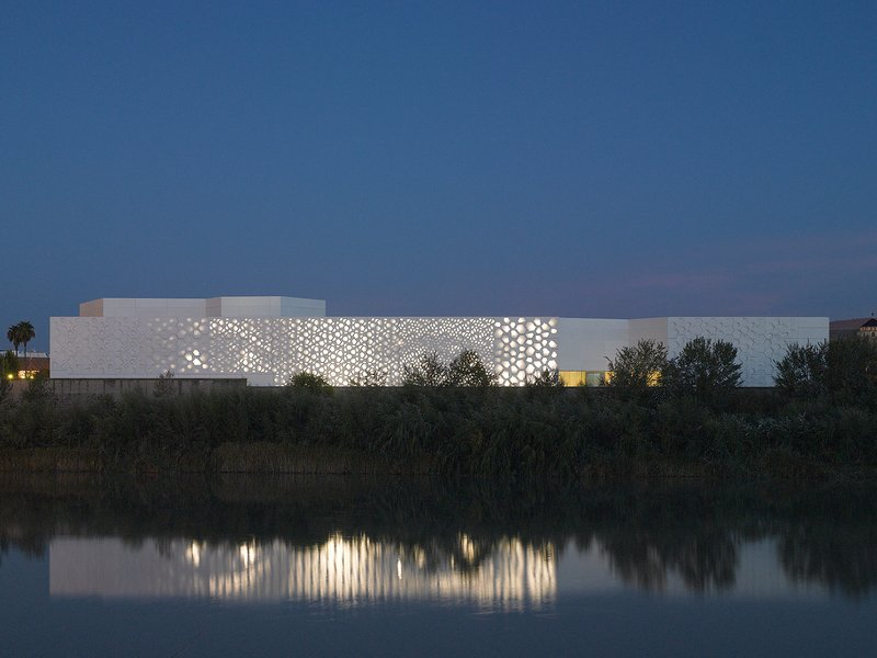 Nieto Sobejano Arquitectos: Contemporary arts centre in Córdoba - best architects 16