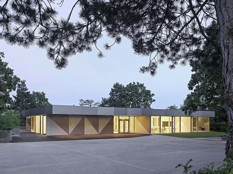 BGM ARCHITEKTEN: Walkermatte Day School - best architects 17