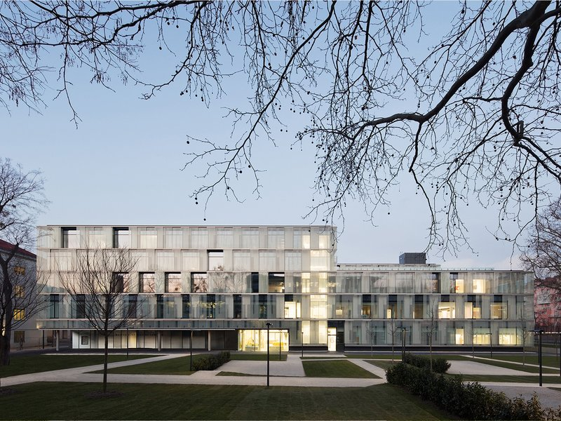 Nickl & Partner Architekten: Kaiser-Franz-Josef-Spital - best architects 17
