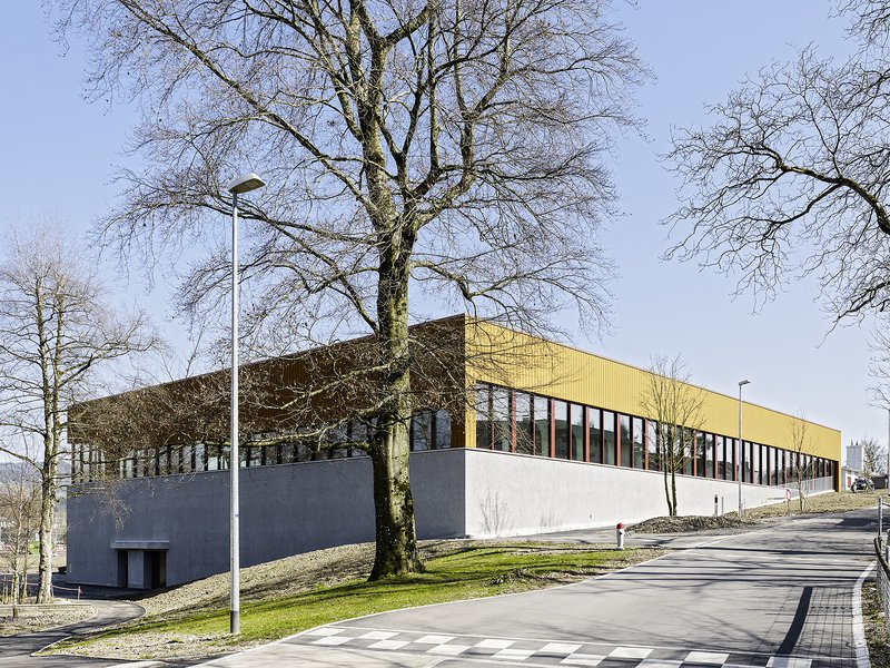 pool Architekten: Multipurpose Hall Wetzikon - best architects 17