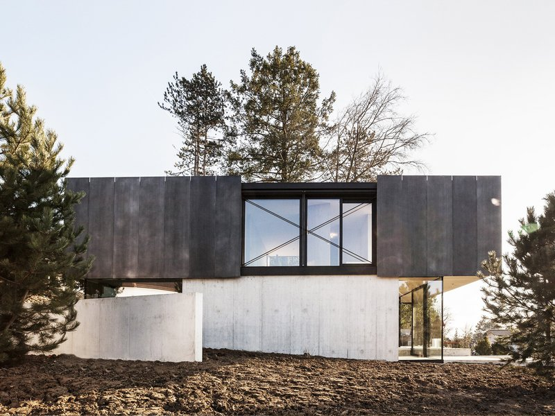 Reuter Raeber : House in Riehen - best architects 17 in Gold