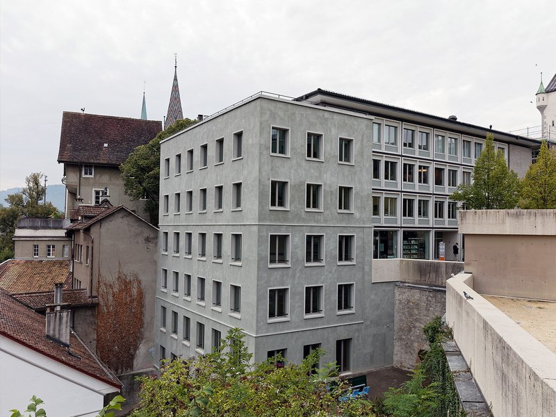 Meier Leder Architekten: Apartment house on Theaterplatz - best architects 17