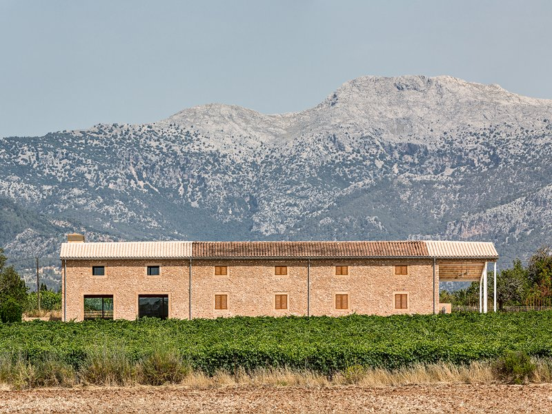 Iwan Bühler: Son Prim winery / Mallorca - best architects 18