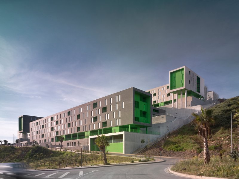 SV60 Cordón & Liñán Arquitectos: 317 Social Housing Units - best architects 18