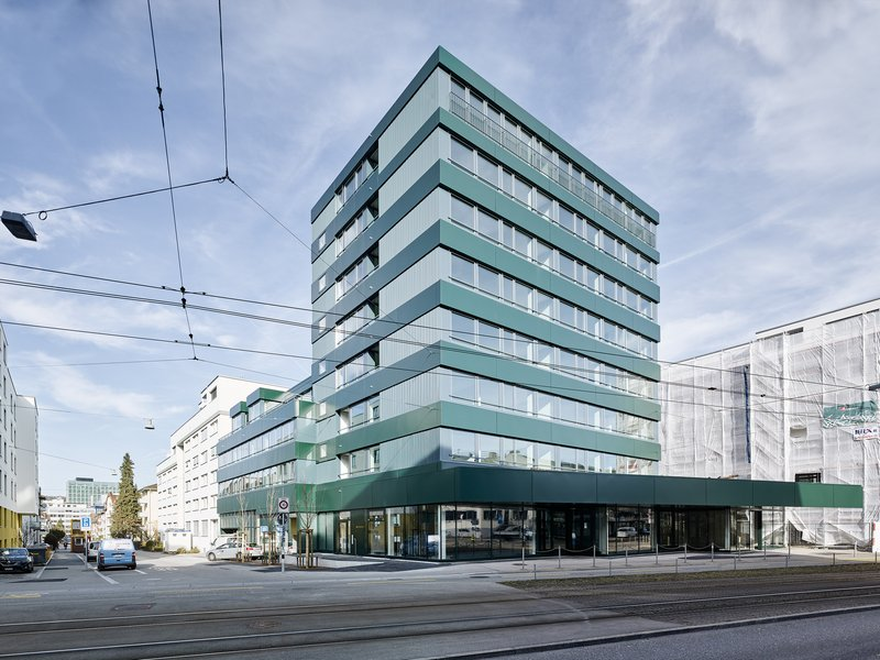 ERP Architekten: Building conversion on Bachmattstrasse in Zurich - best architects 18