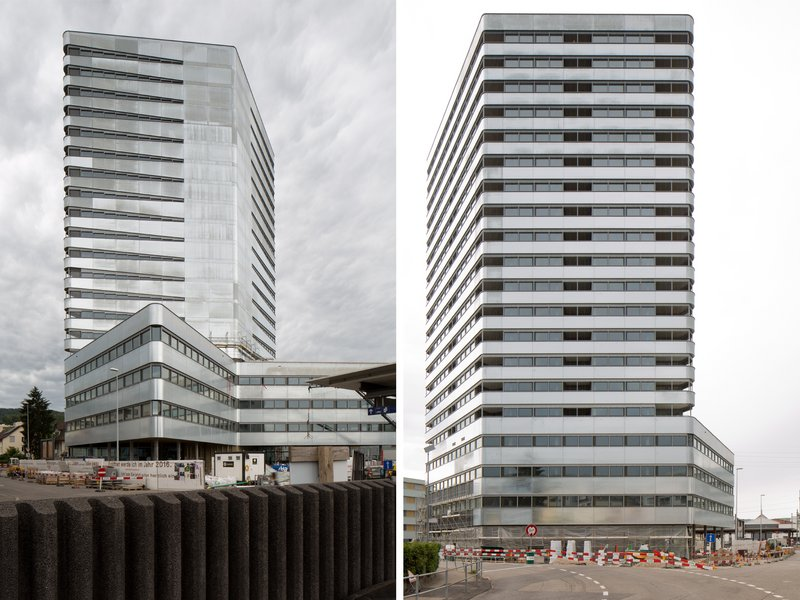 Christ & Gantenbein: High-rise at the station - best architects 18