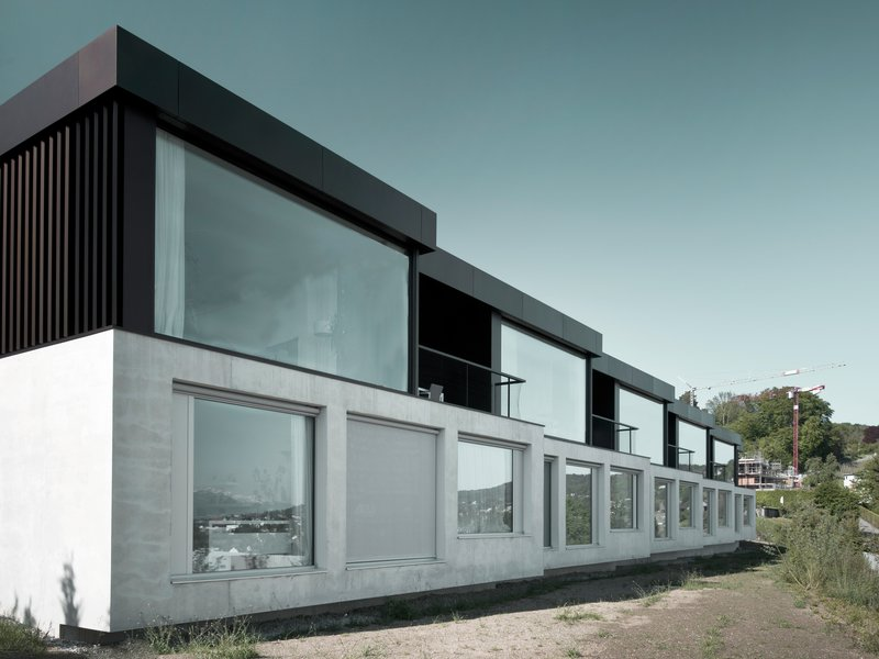 Think Architecture: Patio houses in Meilen - best architects 18