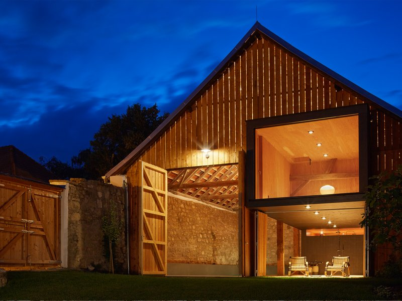 cp-architektur: Farmhouse M1 - best architects 18