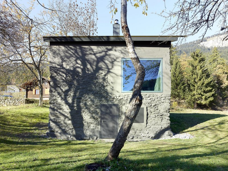 savioz fabrizzi architectes: savioz house - best architects 18 in Gold