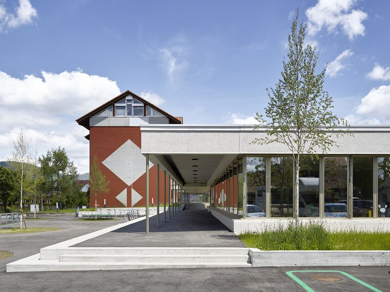 Lorenz Architekten: Extension of primary school - best architects 19