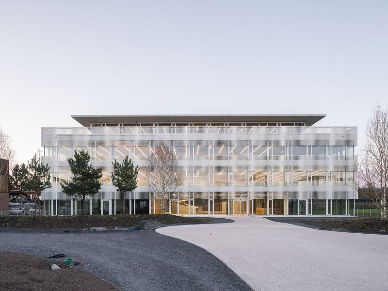 HILDEBRAND: Hapimag headquarters - best architects 19